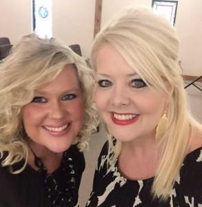 Lauren and Vonda of Hope's Journey