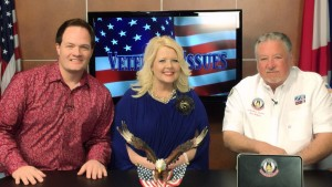 Talking Southern Gospel Weekend On Veterans Issues TV Show
