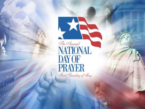 Help The National Day Of Prayer
