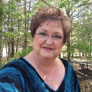 Ellen Marsh on the Accordian