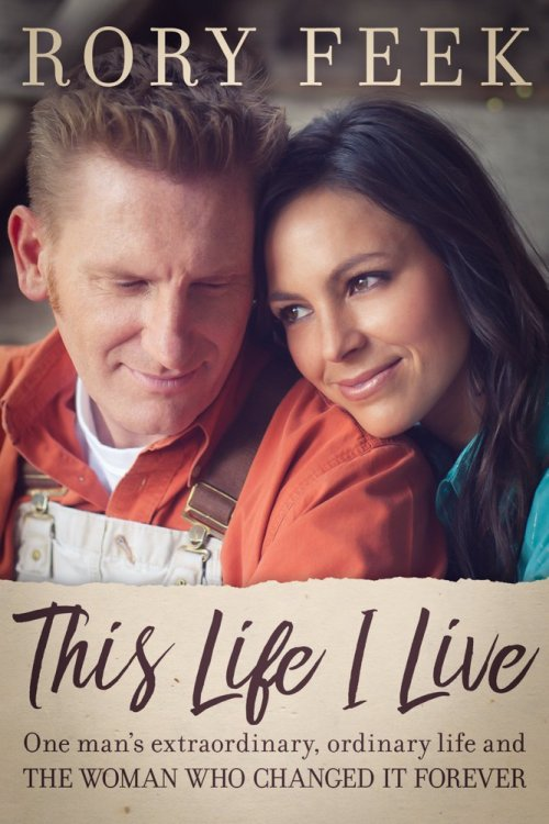 Rory Feek: From Blog To Book