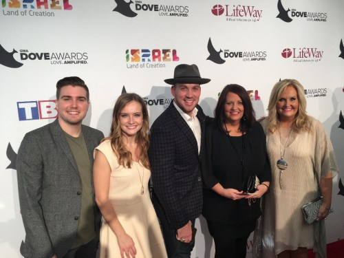 Daywind Music Group Brings Home Four GMA Dove Awards