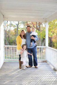 Matt Baker and Family