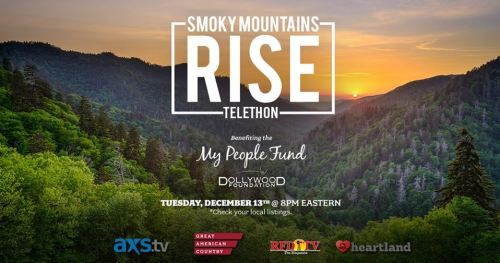 Jason Crabb To Answer Phones During Dolly Parton's Smoky Mountains Rise: A Benefit for the My People Fund telethon.