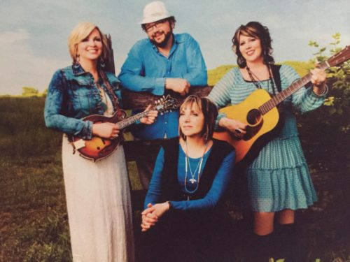 Congratulations to The Isaacs and the SGN SCOOPS Christian Country Top 40 (October 2021)