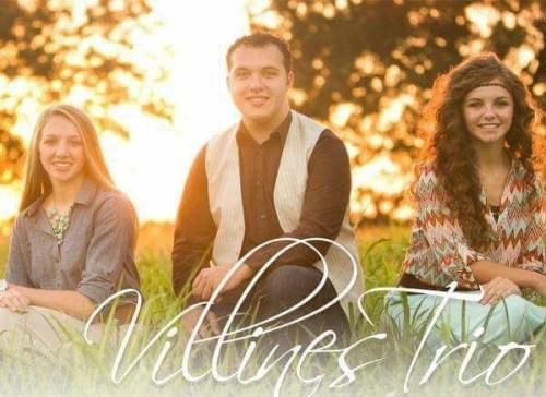 "The Villines Trio Releases ""Elijah"" to National Radio"