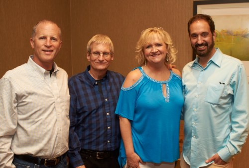 CHONDA PIERCE IS MORE THAN 'ENOUGH' AT BOX OFFICE Hit Film Slated For One-Night Encore May 9