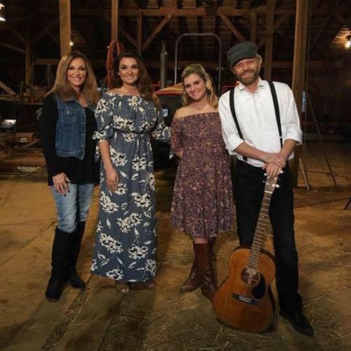 The Nelons featured artists at Creekside Gospel Music Convention 2017