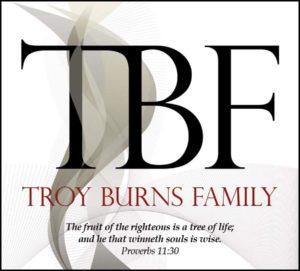 Troy Burns Family logo