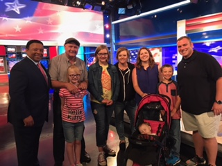 Williamsons Guest Of Fox News And Kelly Wright