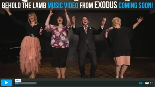 "Exodus to release video for ""Behold The Lamb"""