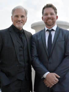 Clayton and Scotty Inman. (Craig Harris)