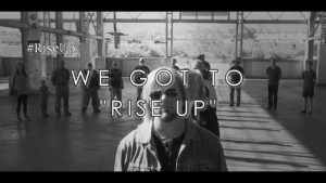 Cody McCarver releases Rise Up Today!