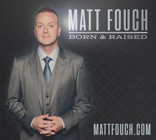 "Legacy Five's Matt Fouch releases ""Born and Raised"""