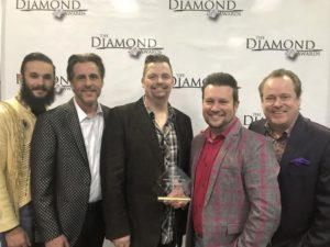Mark209 wins 2017 Diamond Award
