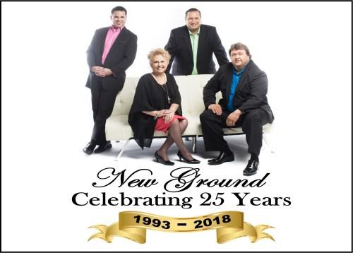 New Ground Celebrates Silver Anniversary