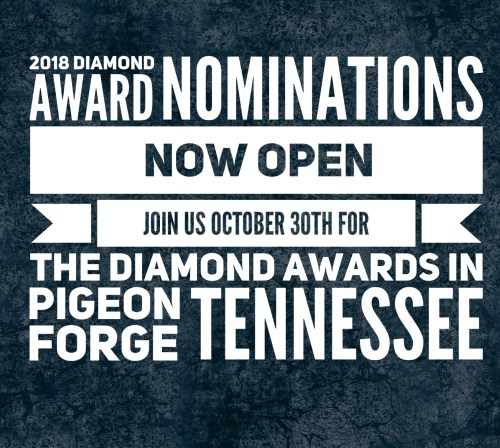 2018 Diamond Award Nominations Now Open