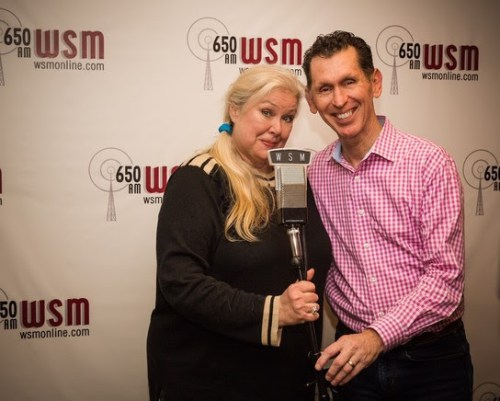 """Tim Lovelace Brings Musical Comedy to WSM-AM and """"Today in Nashville"""""""