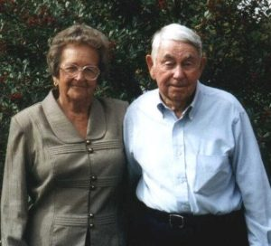 Mom and Dad Cooke