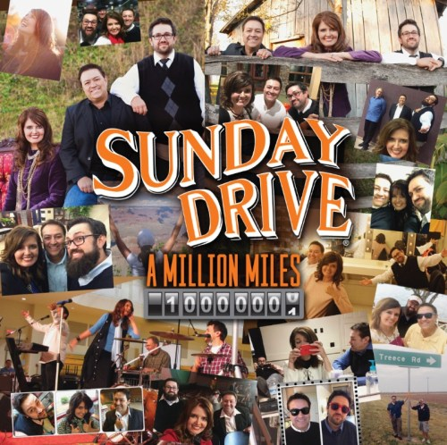 Sunday Drive's latest album, 'A Million Miles,' is available for pre-order now and will be released July 13.