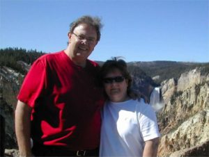 Gary and Judy Dillard