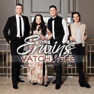 """StowTown Records Announces Release of The Erwins' """"Watch & See"""""""
