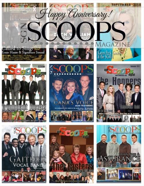 September 2018 SGNScoops Magazine