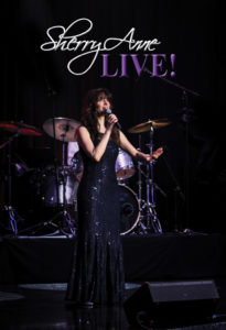 Sherry Anne live dvd