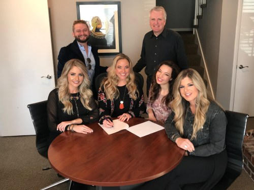 HighRoad Signs with New Day Records