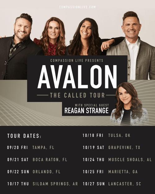 Avalon tour