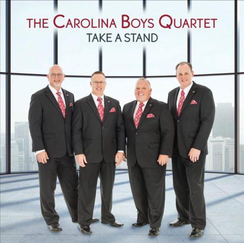 The Carolina Boys Quartet shares unshakable faith on Take A Stand