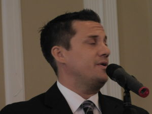 A DREAM COMES TRUE - NATHAN POTTS JOINS DIXIE MELODY BOYS