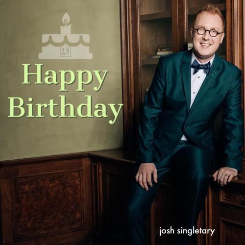 HAPPY BIRTHDAY JOSH SINGLETARY