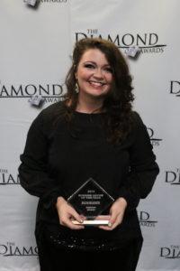 Jessica Horton at 2019 Diamond Awards