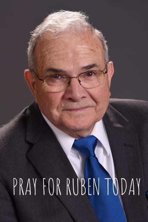 Pray Today For Ruben