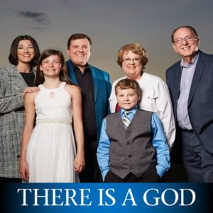 Beyond the Song: The Hyssongs sing There is a God