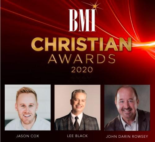 Daywind Music Publishing Celebrates 2020 BMI Recognition
