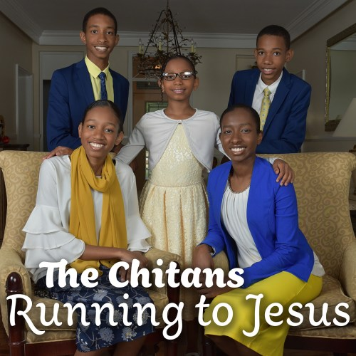 """The Chitans release """"Running To Jesus"""""""