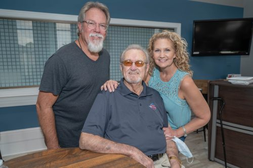 Ed O'Neal announced the release of a new memoir, One Old Man Can't Be All That Bad. This past week, O'Neal was joined in his hometown of Kinston, NC