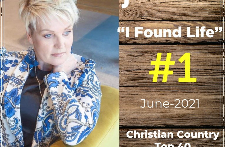 Congratulations to Tonja Rose and The SGN SCOOP Top 40 Christian Country June/2021