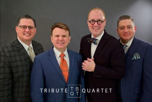 """""""Beyond the Song""""- Tribute Quartet"""