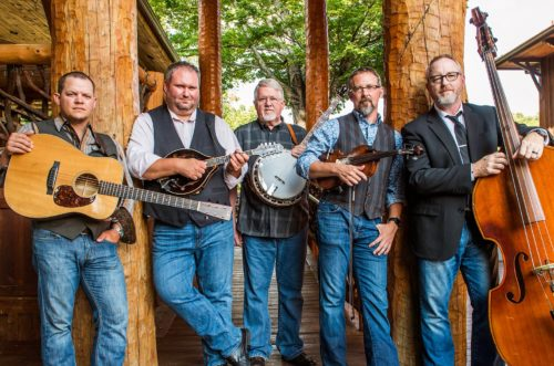 Congratulations to Balsam Range and The SGN SCOOP Bluegrass Top 20