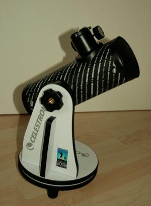 Celestron FirstScope 76
