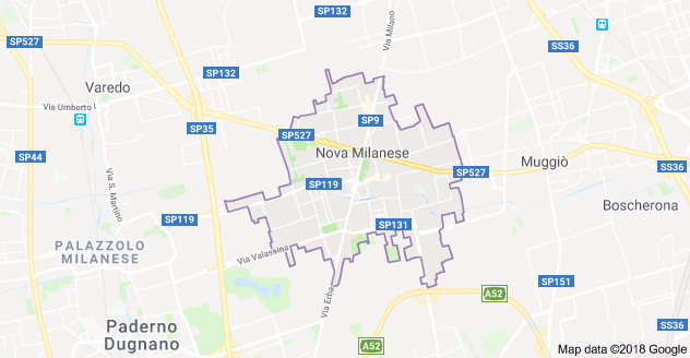 Sgomberi Nova Milanese