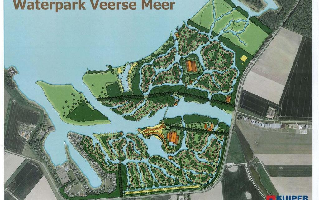 Verkeersafwikkeling Waterpark Veerse Meer
