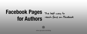 Facebook pages for authors: the best way to reach fans on the social network