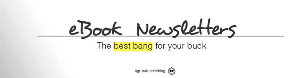 eBook newsletters are a great way to promote your book