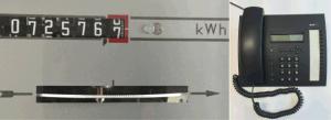 Strom-Gas-Telefon