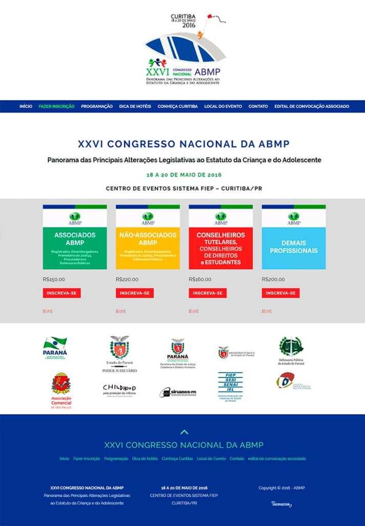 Congresso ABMP