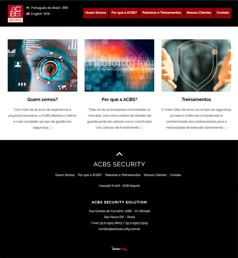 ACBS Security